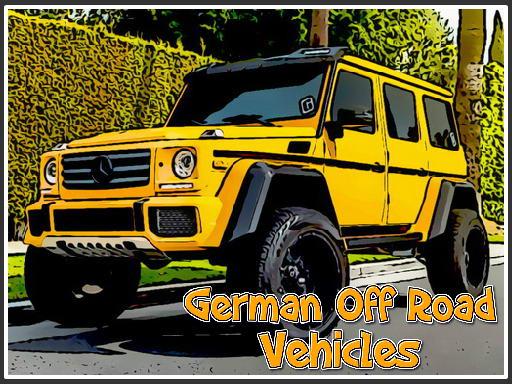 Alman Offroad Arabaları