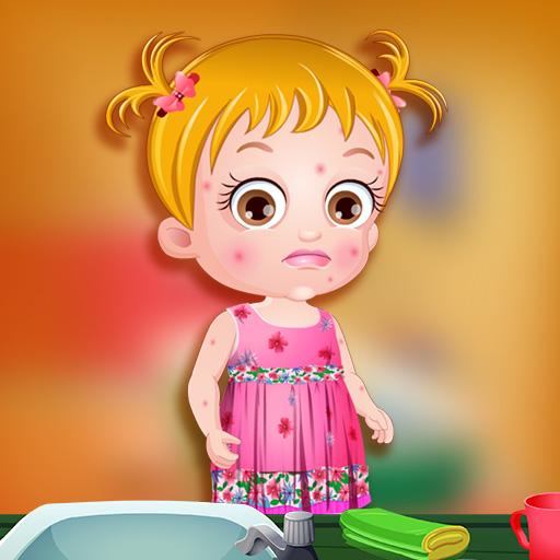 Bebek Hazel Cilt Sorunu