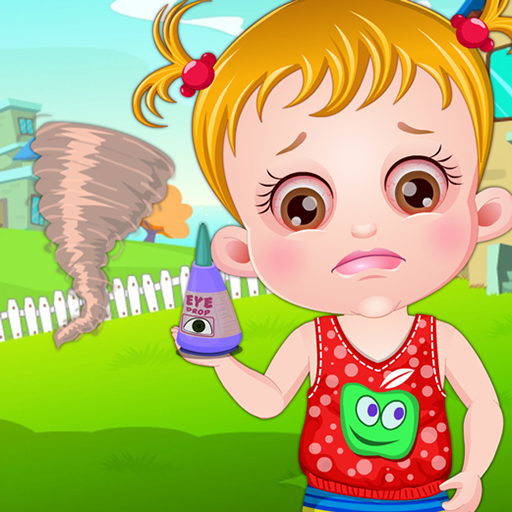 Bebek Hazel Göz Bakımı