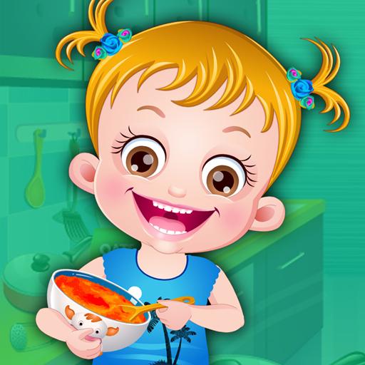 Bebek Hazel Mutfak Eğlencesi