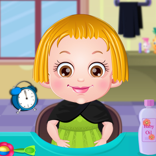 Bebek Hazel Saç Bakım