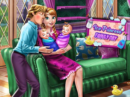 Buz Prensesin Ailesi