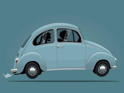 Eski Araba Farkları