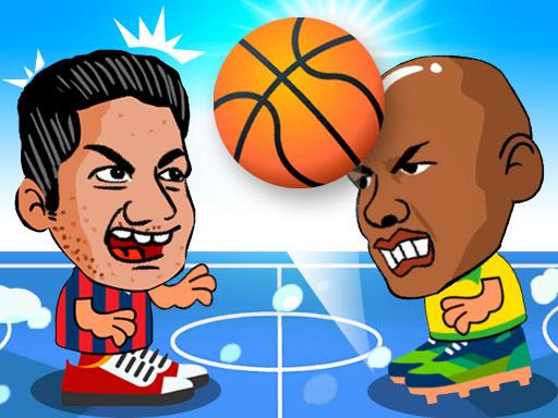 İki Kişilik Kafa Basketbolu