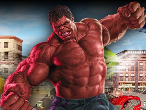 Kırmızı Hulk