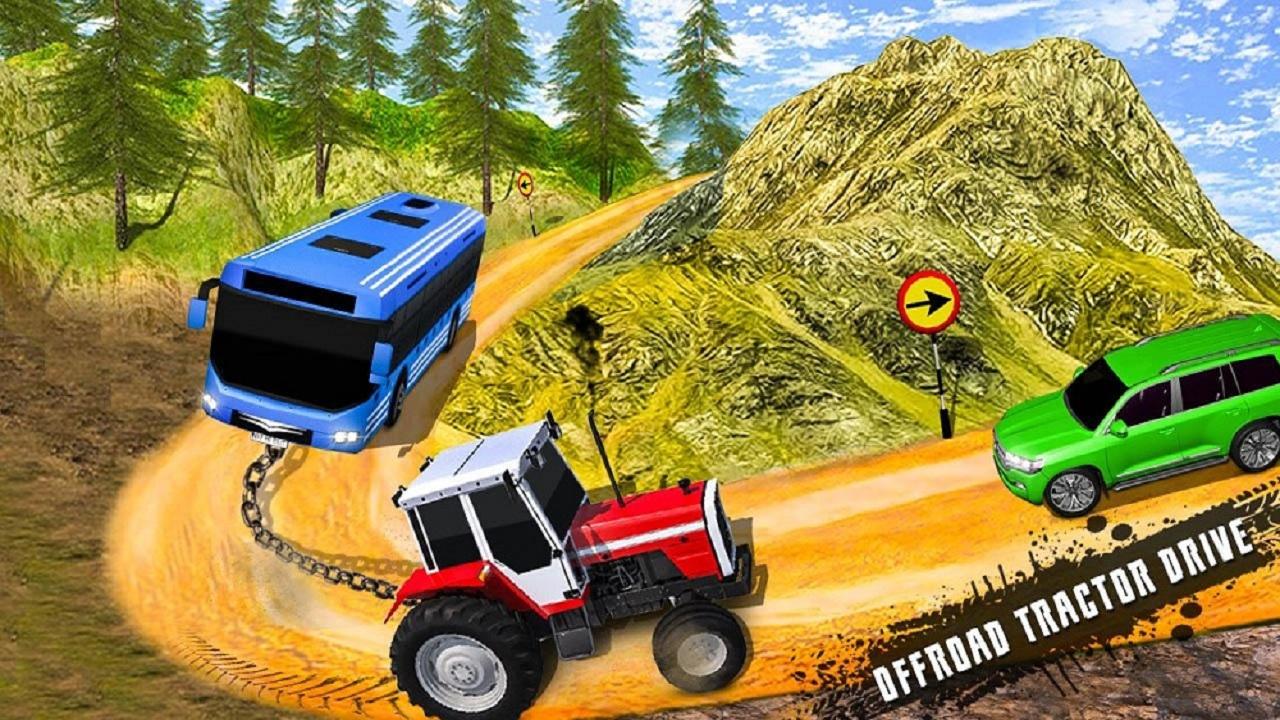 Kurtarıcı Traktör
