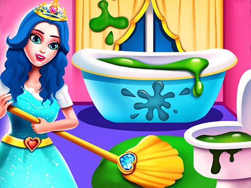 Prensesin Ev Temizliği