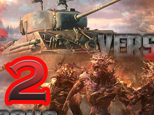 Tank vs Zombi 2