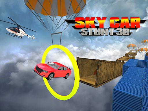 Uçan Araba 3D
