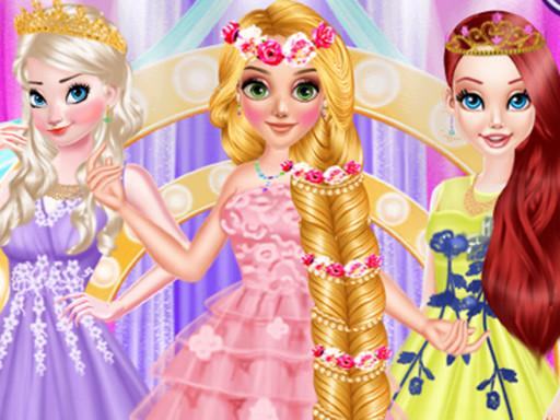 Uzun Saçlı Prensesler