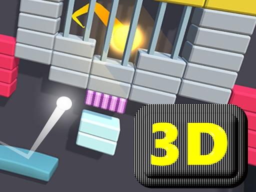 3D Tuğla Kırma