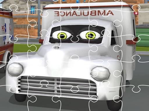 Ambulans Yapbozu