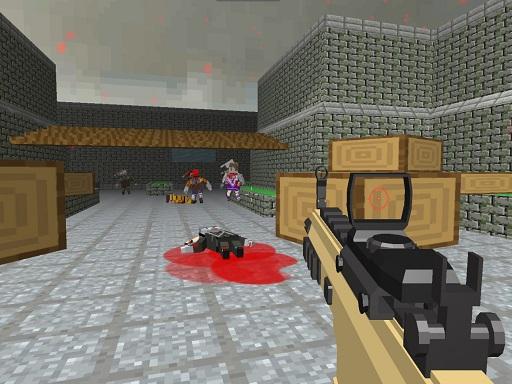 Apokaliptik Piksel Savaşı