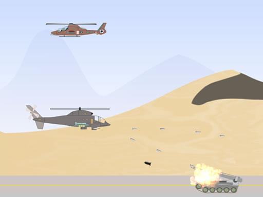 Helikopter Defansı