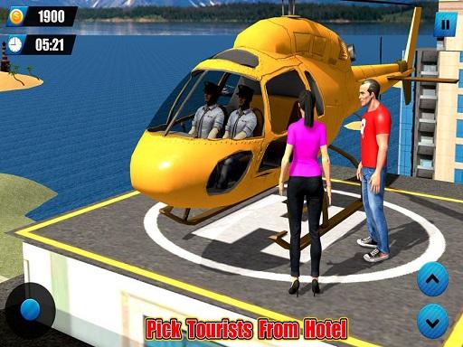 Helikopter Taksi
