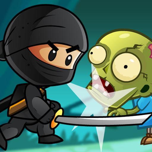 Ninja Çocuk vs Zombiler