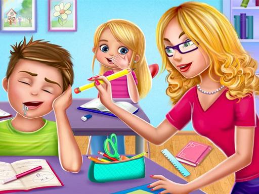 Öğretmenin Eğlencesi
