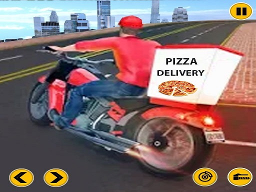 Pizza Motorcusu