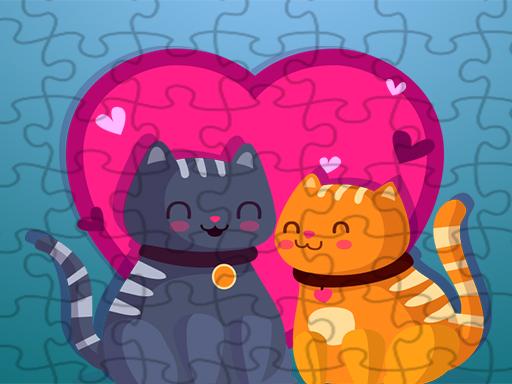 Sevgili Kedi Yapbozu