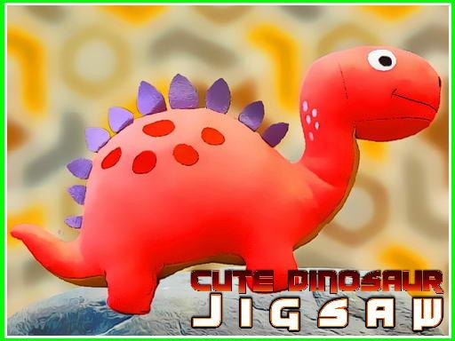 Tatlı Dinozor Yapbozu