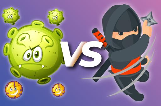Virüs vs Ninja