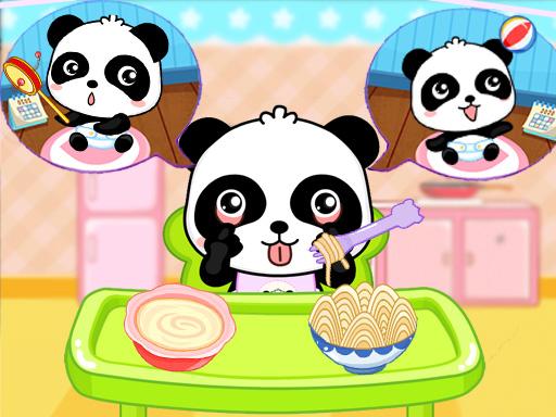 Yavru Panda Bakımı
