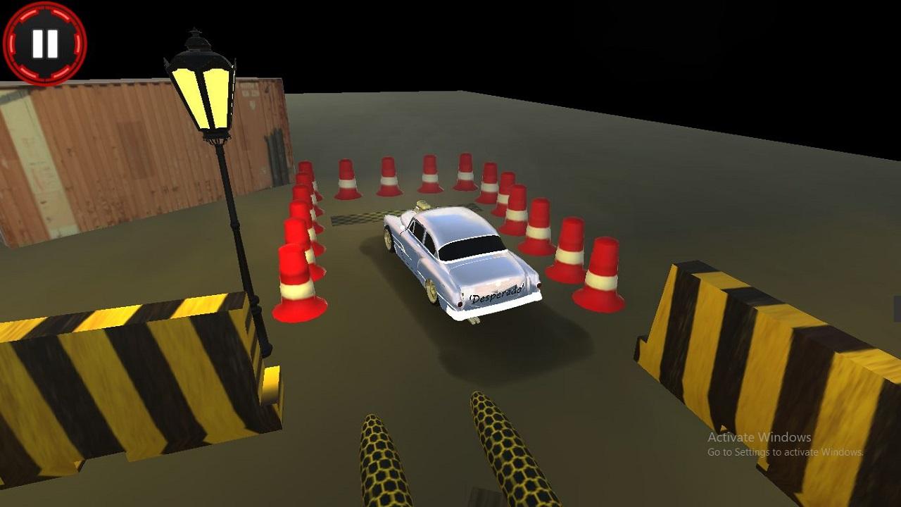 Araba Park Etme Bölümleri