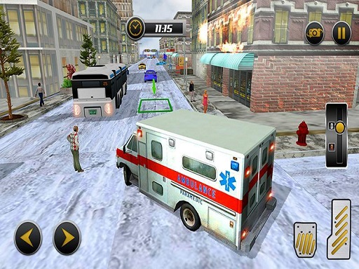 Modern Ambulans