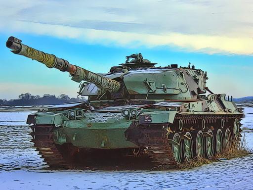 Ordu Tankları Yapbozu