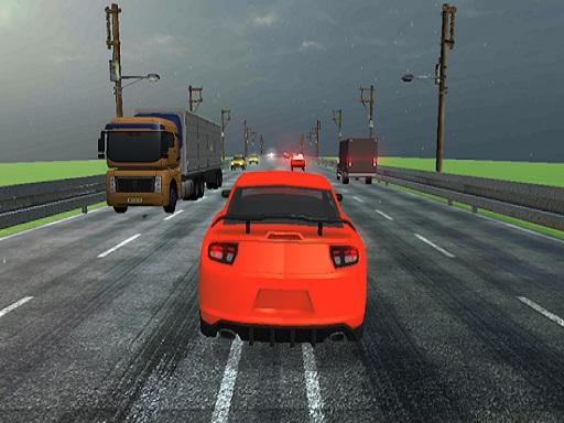 Otoyol Araba Yarışı