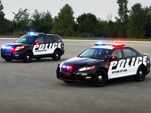 Polis Arabası Yapbozu