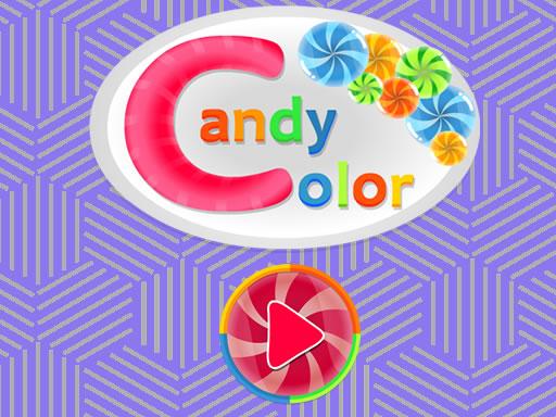 Renkli Şeker Becerisi