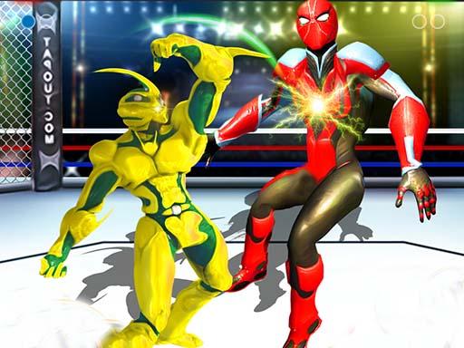 Robot Dövüşçüler