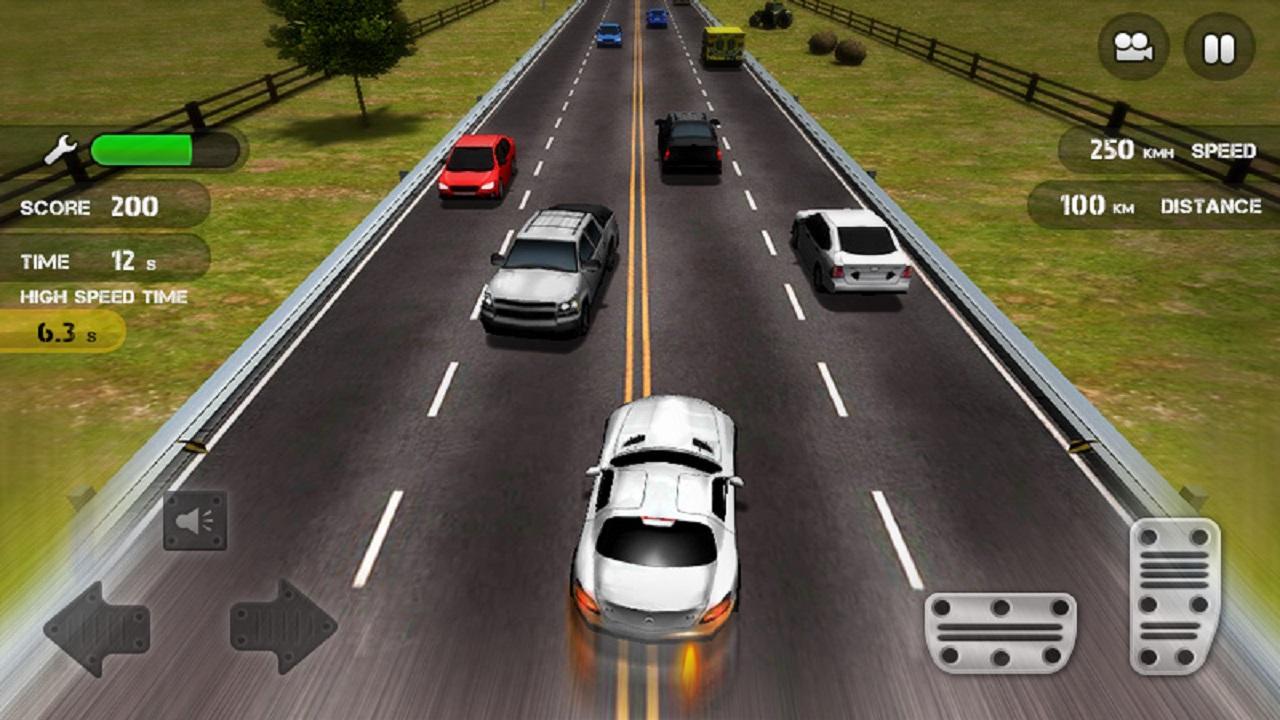 Trafikte Sür