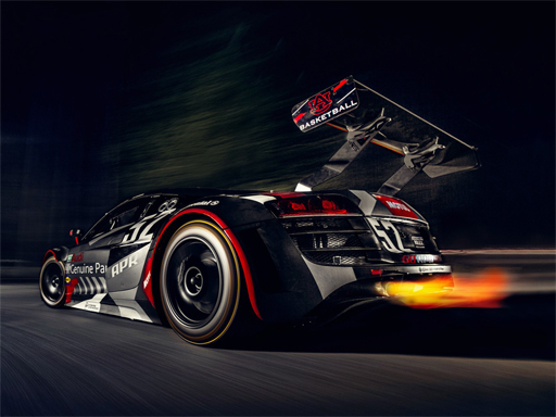 Yarış Arabası Yapbozu 2