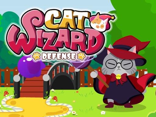 Büyücü Kedi Defansı