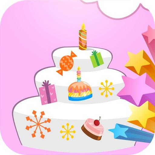 Doğum Günü Pastası Süsle