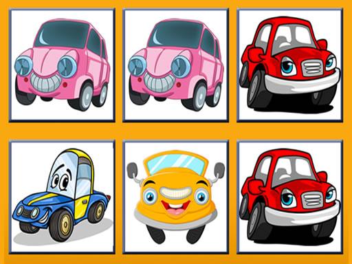 Eğlenceli Araba Hafızası