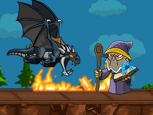 Ejderha vs Büyücü