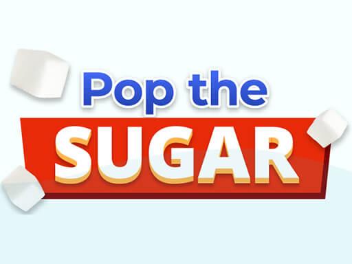 Küp Şeker Patlat