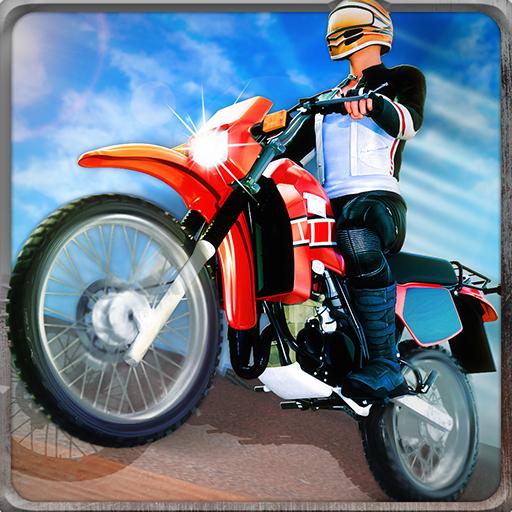 Motosiklet Parkuru Ustası