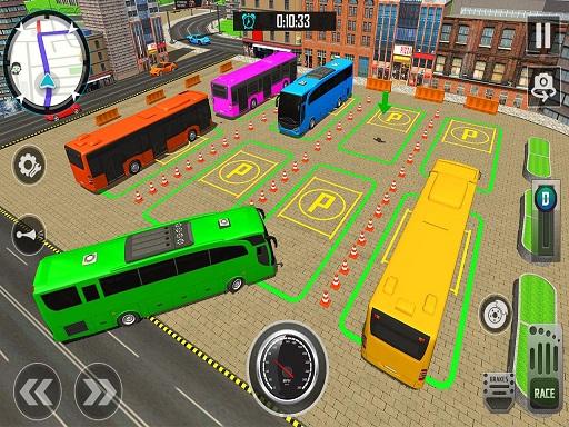Otobüs Park Etme Simülasyonu