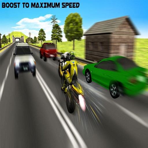 Otoyol Motosiklet Sürücüsü
