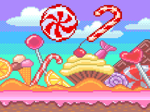 Piksel Şekerler