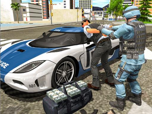 Polis Simülasyonu