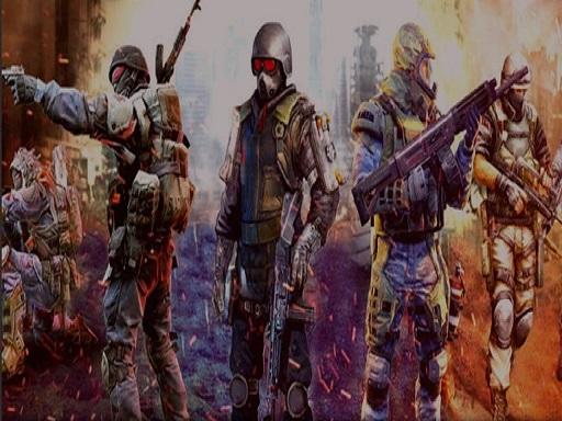 Teröristleri Avla
