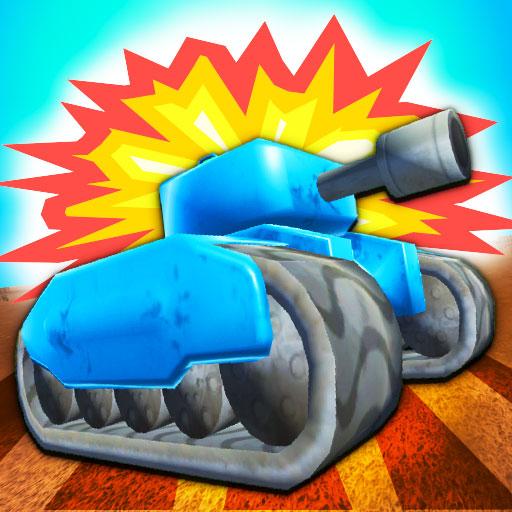 2 Kişilik Tank Savaşı