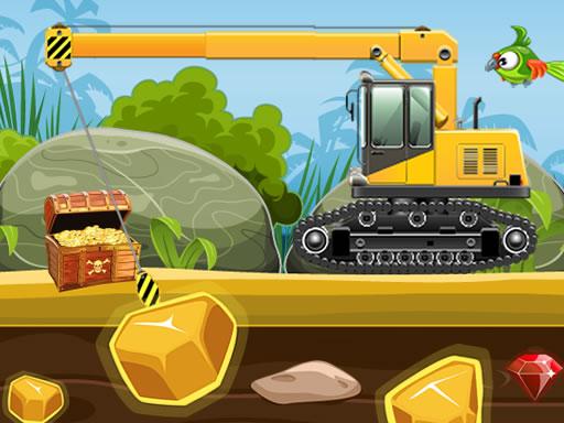 Altın Madeni Kamyonu