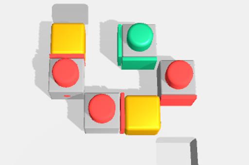 Blokları İttir