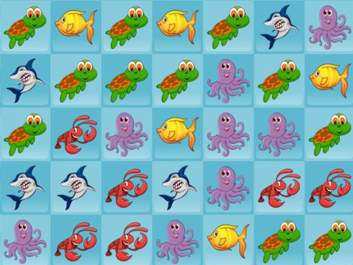 Deniz Canlıları Eşleştirme